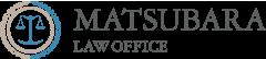 松原法律事務所 Logo